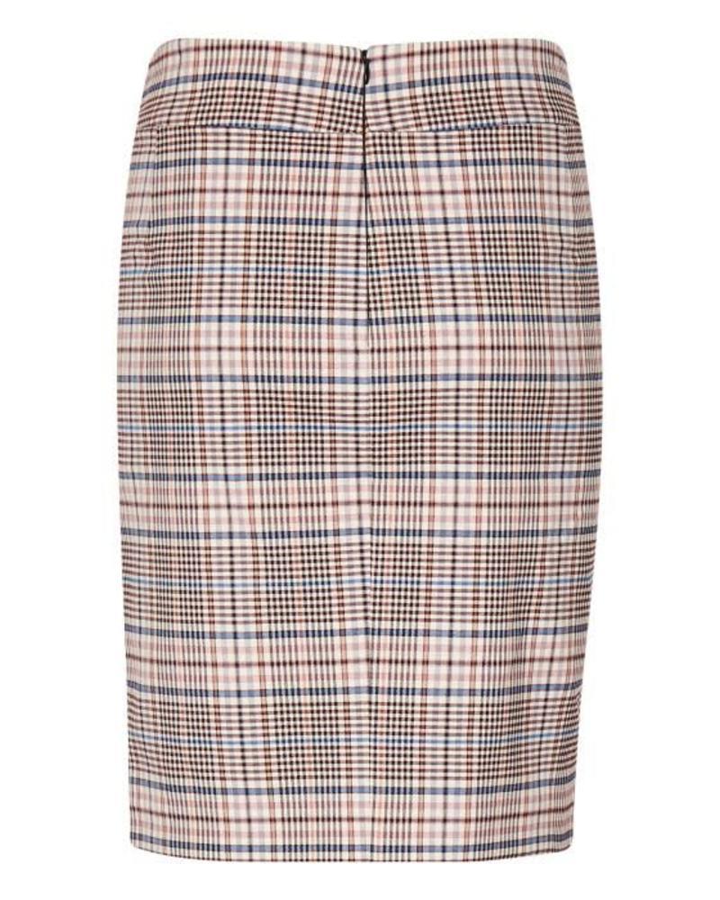 InWear Adalia Plaid Skirt