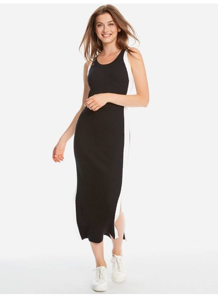 525 America Ribbed Tank Dress