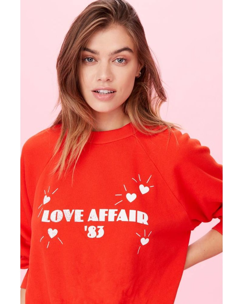 LNA Love Affair Sweatshirt