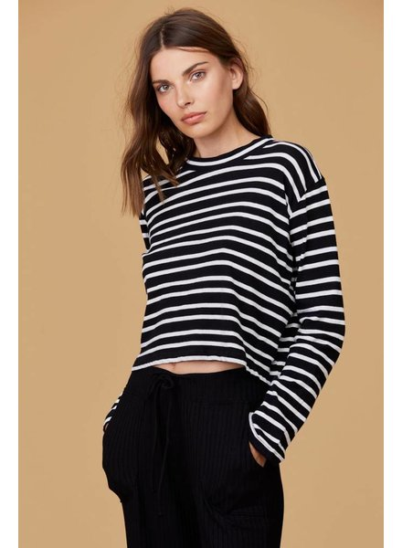 LNA Honey LongSleeve Tee