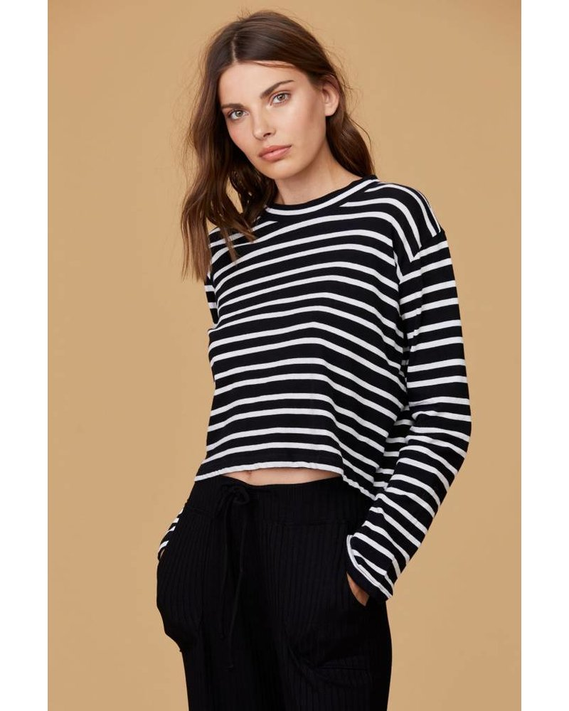 LNA Honey Long Sleeve Tee