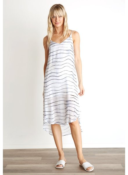 Bella Dahl Tie Back Dress