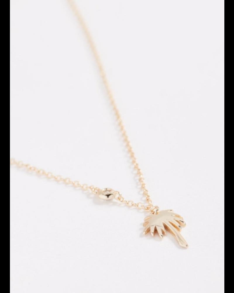 Shashi Palm Necklace