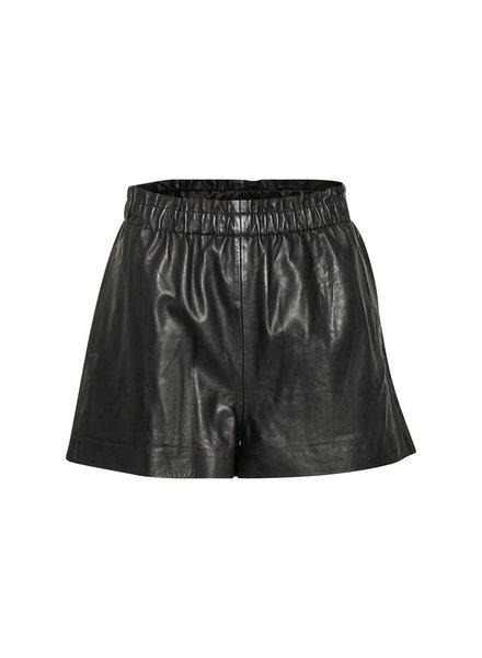 InWear Berta Leather Shorts