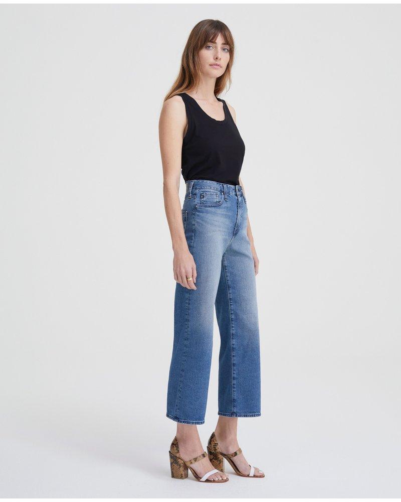 AG Etta High Rise Wide Leg