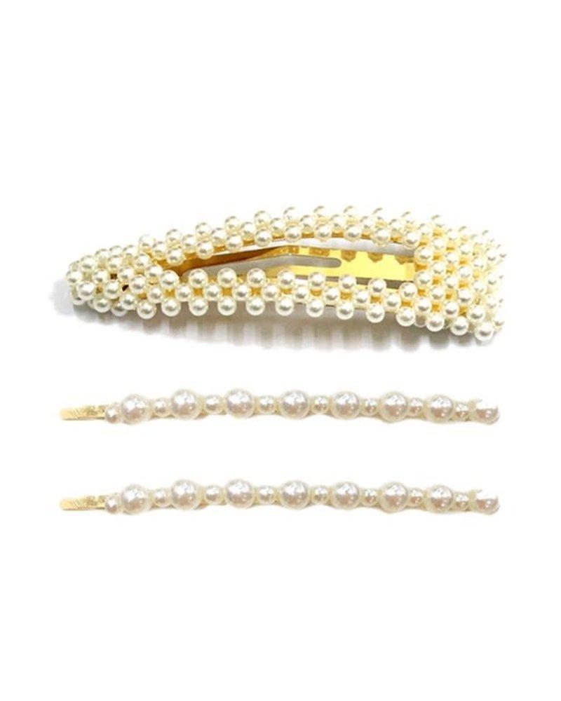 Girly Hair Pins Set of 3