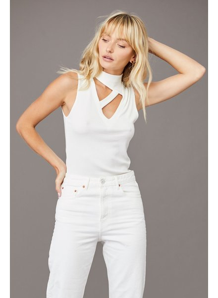 LNA Thea Rib Top