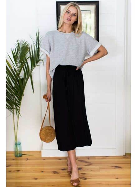 Emerson Fry Drawstring Skirt