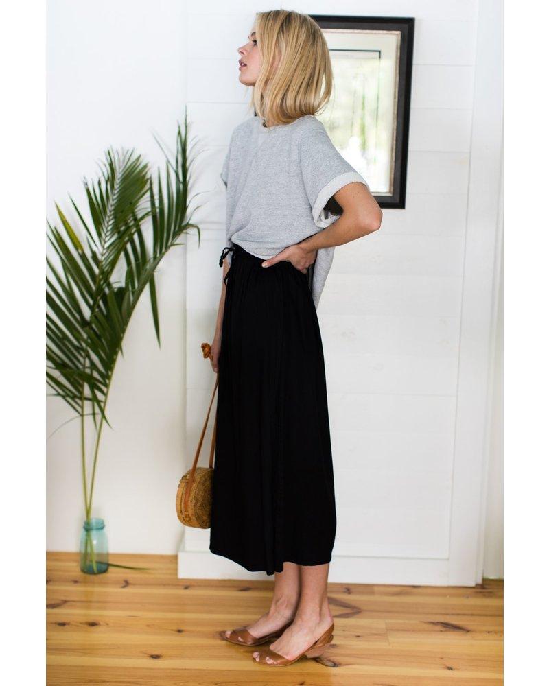 Emerson Fry Drawstring Skirt