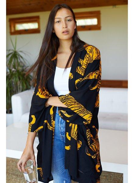 Emerson Fry Fete Kimono Tigers