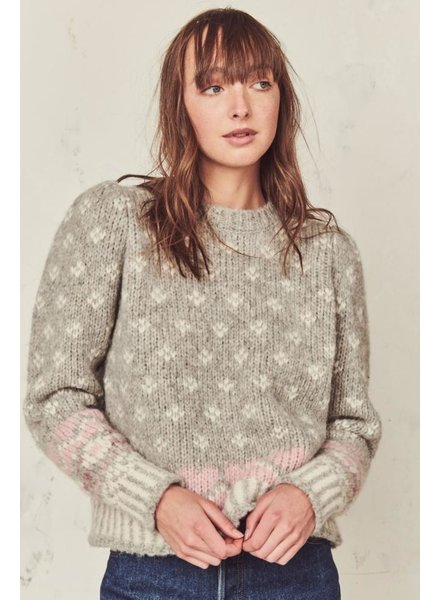Love Shack Fancy Rosie Pullover