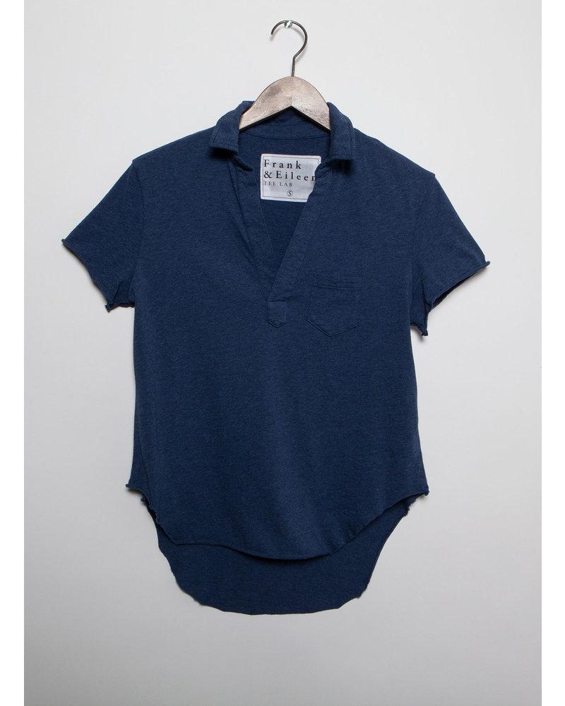 Frank & Eileen Henley  Pocket T-Shirt