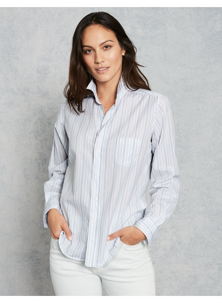 Frank & Eileen Barry Stripe Button Down