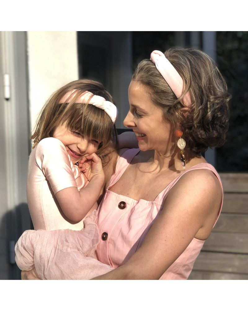 Lele Sadoughi Petite Woven Knotted Headband