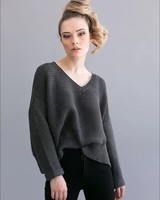 Twigg & Feather Madison V-neck Sweater