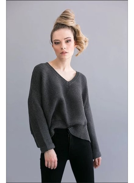 Twigg & Feather Madison V-neck Sweater