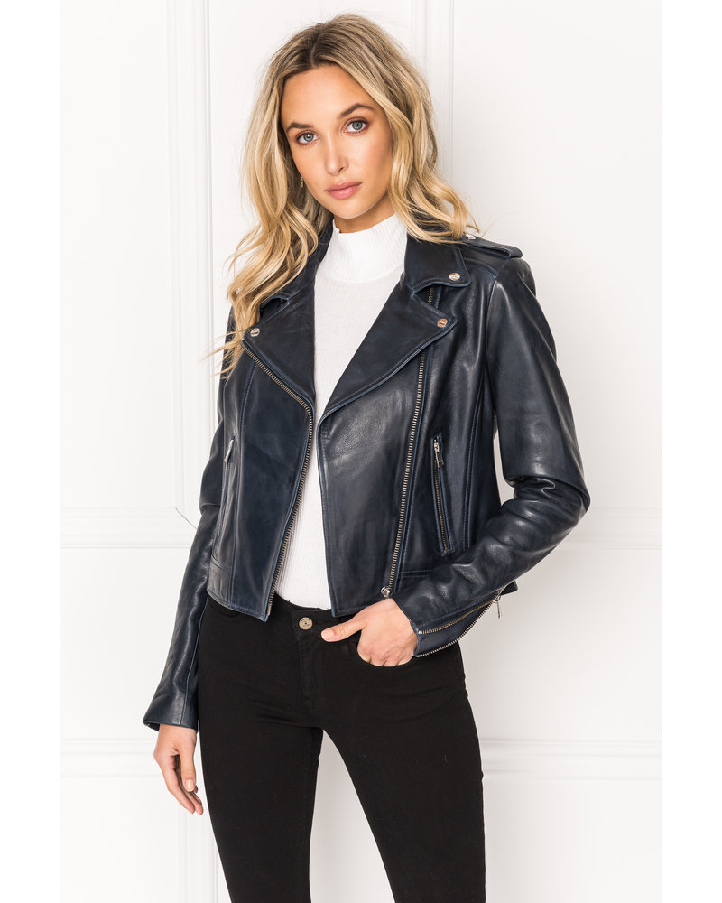 La Marque Donna Leather Jacket