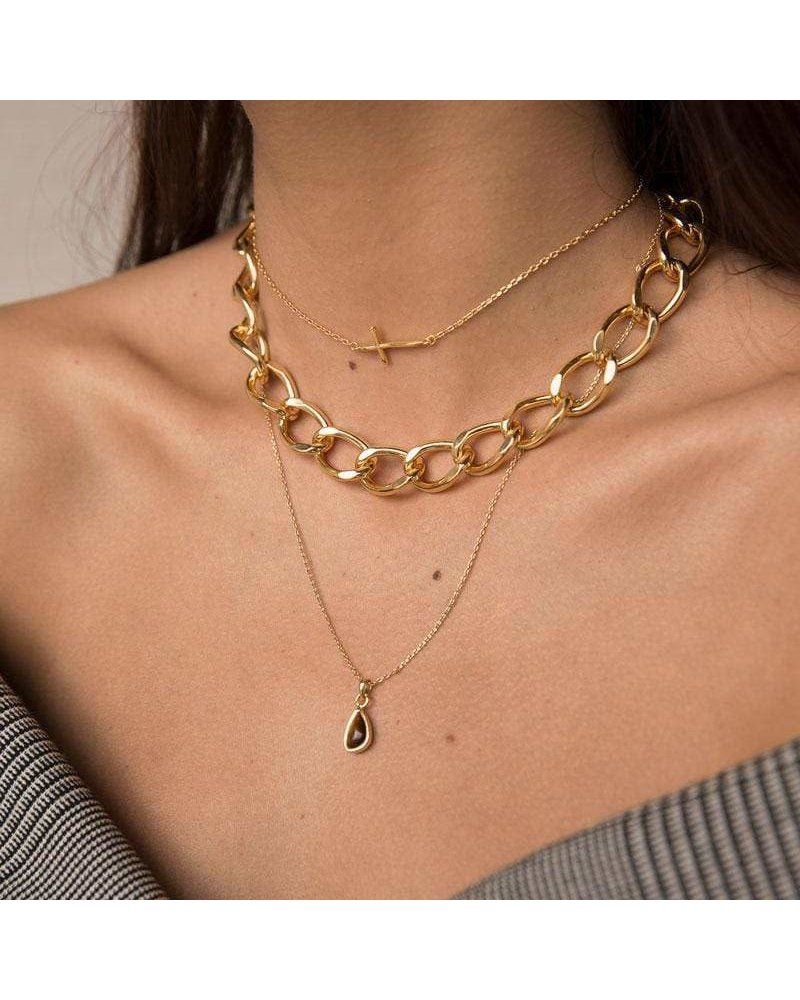 F+H Royal Chain Necklace