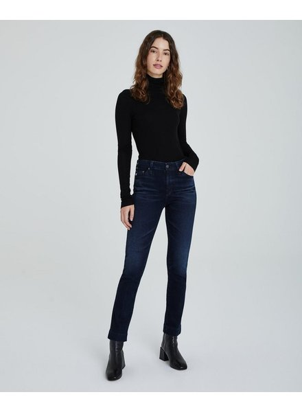 AG Mari High Rise Slim Straight