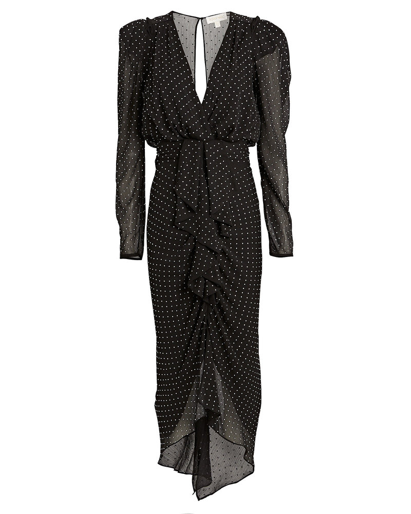 Ronny Kobo Diamond Astrid Dress