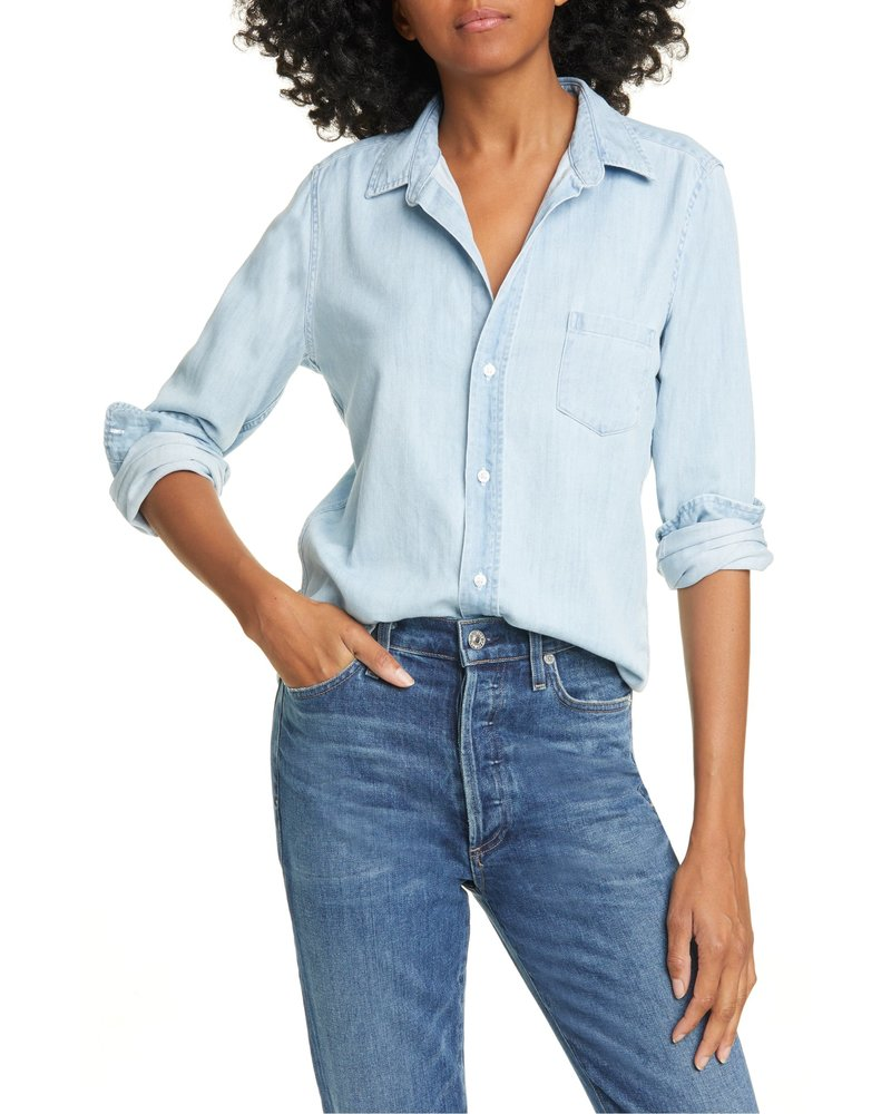 Frank & Eileen Barry Button Down Classic