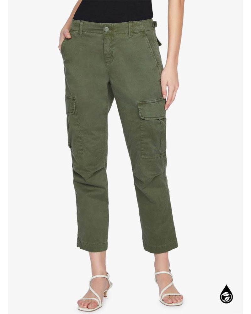 Sanctuary Squared Crop Solid Pant