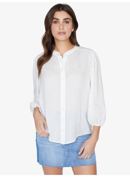 Sanctuary Evelyn Blouson Blouse