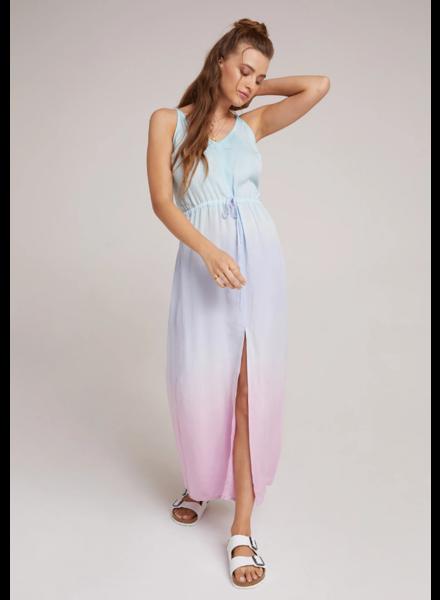 Bella Dahl Tie Waist Maxi Dress