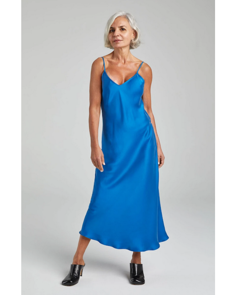 Silk Laundry 90's Slip Dress