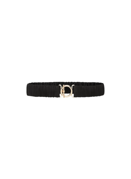 Silk Laundry T-Bar Silk Belt