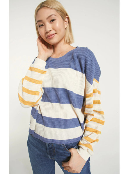 Z Supply Grace Stripe Longsleeve