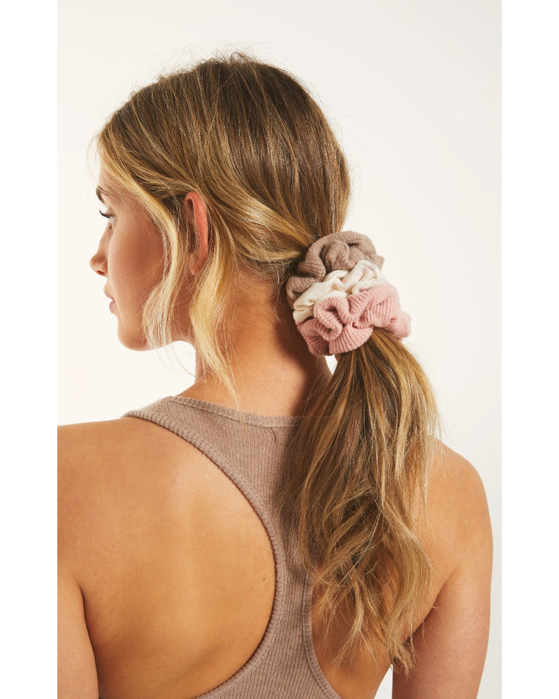 Z Supply 3 Pack Scrunchies
