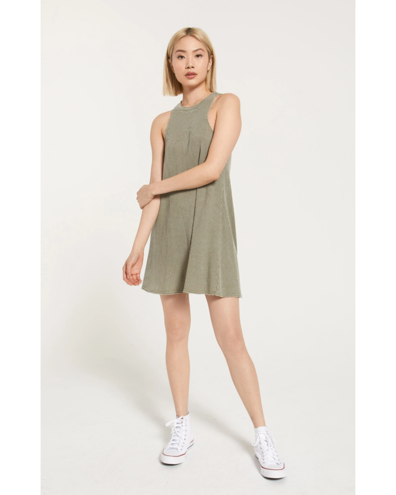 Z Supply Yaya Waffle Dress