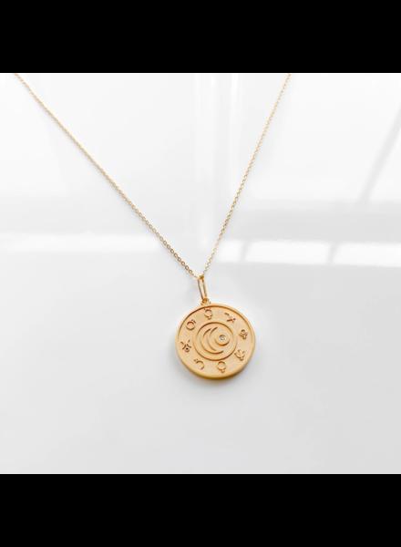Thatch Alchemy Charm Necklace
