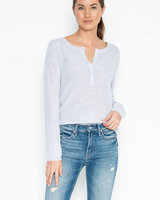 One Grey Day Sterling L/S Henley