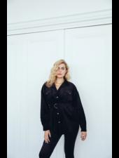 Hilary Macmillan Oversized Cord Jacket