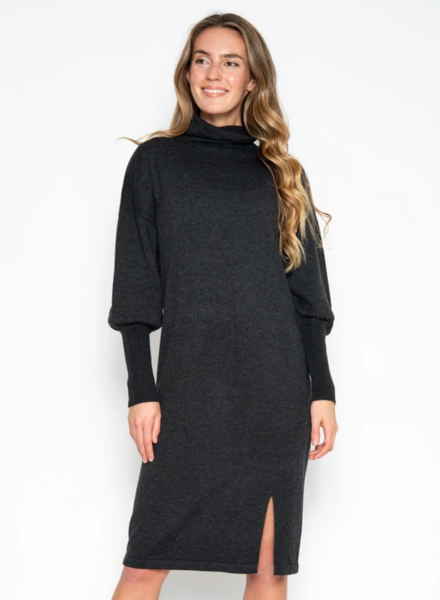 One Grey Day Tessa Midi Dress