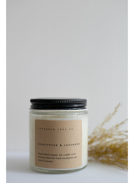 Lavender Tree Co. 4oz Handmade Candle