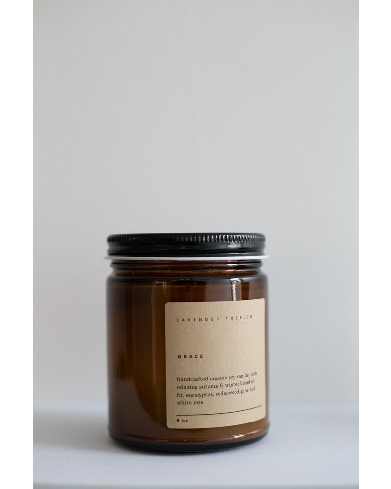 Lavender Tree Co. 9oz Handmade Candle