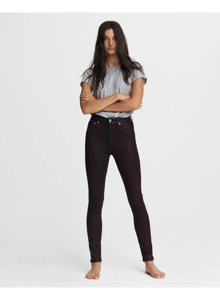 Rag & Bone Nina High Rise Skinny