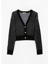 Rag & Bone Dallyce Cropped Cardigan