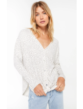 Z Supply Calli Rib Hacci Cardigan