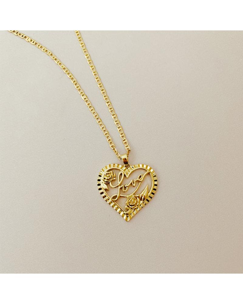 Sugar Blossom Val Necklace