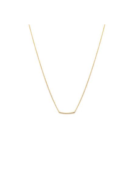 Sarah J Holmes Aila Bar Necklace