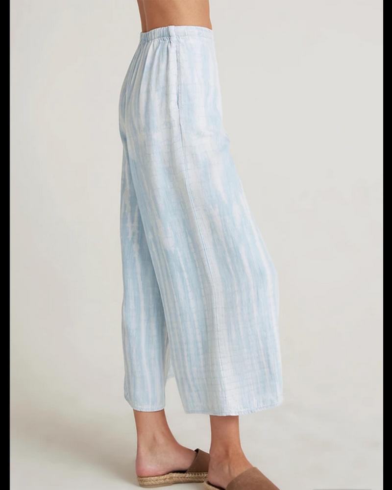 Bella Dahl Flowy Wide Leg Crop