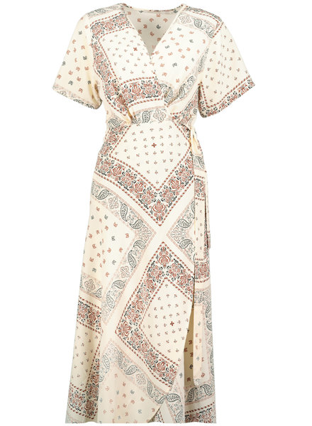 Bishop & Young Corsica Wrap Dress