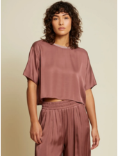 Nation Nadia Crop Tee