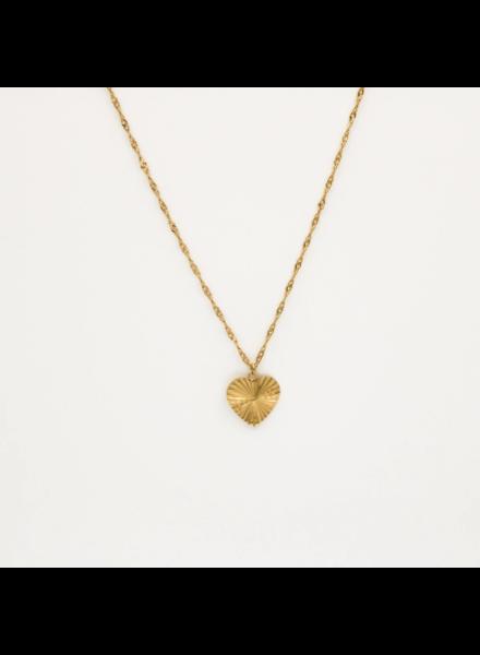Atelier SYP Heart Pendant Necklace