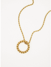 Atelier SYP Roped Ring Necklace