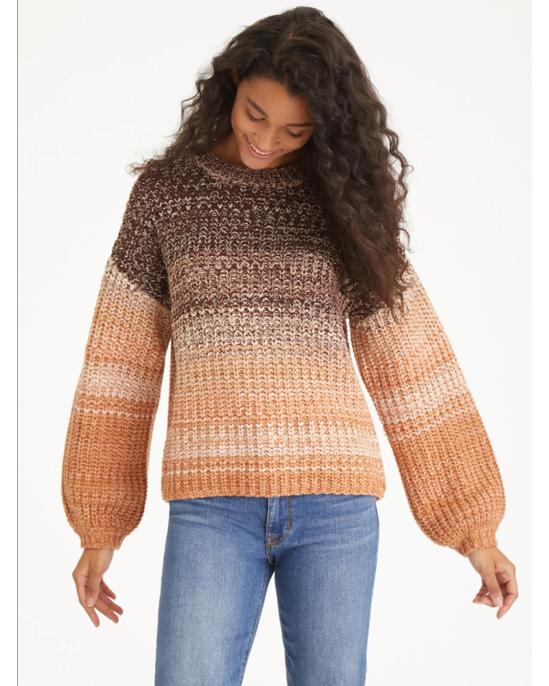 525 America Soft Marled Pullover